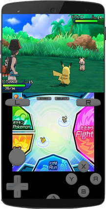 pokemon drastic emulator free download